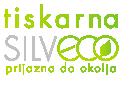 tiskarna silveco logo